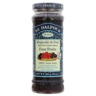 St Dalfour Four Fruits Spread - 284g